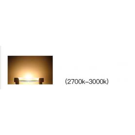 NedRo, R7S 10W 118mm Lampa LED COB alb cald - Nereglabil, Becuri tubulare, AL1067-CB, EtronixCenter.com