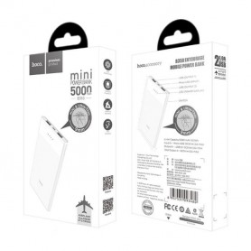 HOCO - HOCO Entourage 5000mAh B35D Slim Powerbank 5V/1A - Powerbanks - H100238-CB www.NedRo.nl
