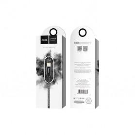 HOCO, Lightning la USB 2.0 2A Cablu de date Hoco Premium pentru Apple iPhone, iPhone cabluri de date , H60400-CB, EtronixCent...