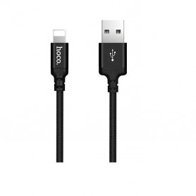 HOCO, Hoco Premium Lightning naar USB 2.0 2A datakabel voor Apple iPhone, iPhone datakabels, H60400-CB, EtronixCenter.com