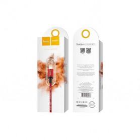 HOCO - Hoco Premium Lightning naar USB 2.0 2A datakabel voor Apple iPhone - iPhone datakabels - H60400-CB www.NedRo.nl