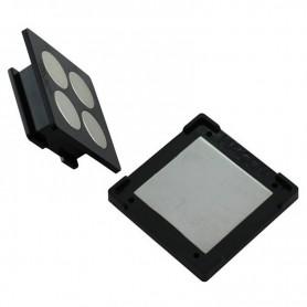 Haicom - Haicom HI-408 Suport Telefon Universal 5.6 - 9.8 cm - Suport telefon dashboard auto - FI-408-CB www.NedRo.ro