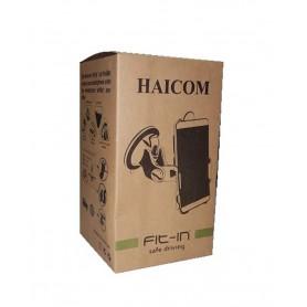 Haicom - Haicom HI-250 Suport Telefon Universal 4 - 10.5 cm - Suport telefon dashboard auto - FI-250-CB www.NedRo.ro
