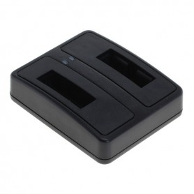 OTB - Double USB Charger for Sony NP-BX1 - Sony photo-video chargers - ON6270