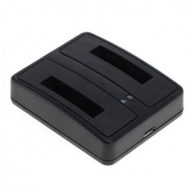 OTB - Încărcător USB dublu pentru Canon NB-6L NB-6LH - Canon încărcătoare foto-video - ON6271 www.NedRo.ro