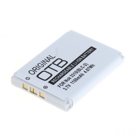OTB, Battery for 3310 / 6800 BLC-2 1100mAh 3.7V, Nokia phone batteries, ON6274, EtronixCenter.com