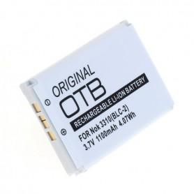 OTB, Acumulator pentru 3310 / 6800 BLC-2 1100mAh 3.7V, Nokia baterii telefon, ON6274, EtronixCenter.com
