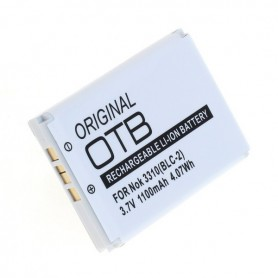 OTB, Battery for 3310 / 6800 BLC-2 1100mAh 3.7V, Nokia phone batteries, ON6274