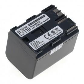 NedRo, Battery for Canon BP-522 3200mAh 3.7V Li-Ion, Canon photo-video batteries, ON6275