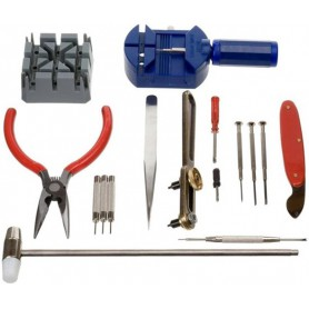 NedRo - 16-part watch tool set Watch Tool Kit - Watch tools - TB003 www.NedRo.us