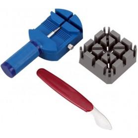 NedRo - Set de instrumente pentru ceasuri din 16 părți - Unelte ceas - TB003 www.NedRo.ro