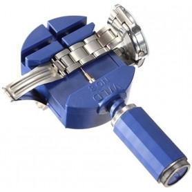 NedRo - 16 delig horloge gereedschap set Watch Tool Kit - Horloge gereedschap - TB003 www.NedRo.nl