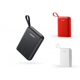 UGREEN - UGREEN 10000mAh Mini Dual USB Powerbank 1A/2.1A - Powerbanks - UG421-CB www.NedRo.nl