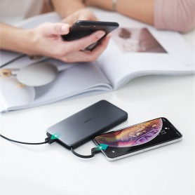 UGREEN - UGREEN 10000mAh Slim Powerbank met Lightning en USB - Powerbanks - UG420-CB www.NedRo.nl