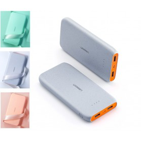 UGREEN - UGREEN 10000mAh Dual Fashion USB Powerbank 1A/2.1A - Powerbanks - UG422-CB www.NedRo.nl