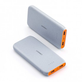 UGREEN - UGREEN 10000mAh Dual Fashion USB Powerbank 1A/2.1A - Powerbanks - UG422-CB www.NedRo.us