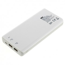 digibuddy - digibuddy Powerbank 20800mAh 1A/2A Power Station - Powerbanks - ON3659 www.NedRo.nl