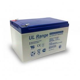 Ultracell UL12-12 12V 12Ah 12000mAh Rechargeable Lead Acid Battery