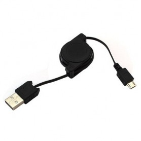 Data Cable Roll-In USB to Micro-USB