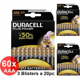 Duracell - Duracell LR03 / AAA / R03 / MN 2400 1.5V alkaline battery - Size AAA - BS355-CB www.NedRo.us