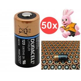 Duracell - Duracell CR123A CR123 3V Lithium batterij - Andere formaten - NK048-CB www.NedRo.nl