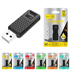 HOCO - Hoco Premium UD6 USB flash disk Intelligent 2.0 - SD and USB Memory - H042-CB www.NedRo.us