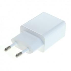 OTB - 2-poorts USB 2.4A 100-240V Multi-adapter - Thuislader - ON6279 www.NedRo.nl
