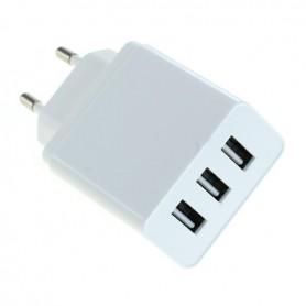 OTB - 3-Portos USB 3.1A Multi adapter Auto-ID - EU Plug - Ac charger - ON6280