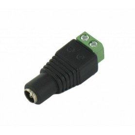 Oem - DC Out Female Socket to Wire Connector - LED connectors - AL488-CB