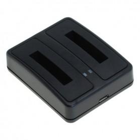 OTB - Încărcător USB dublu pentru NP-50 KLIC-7004 D-Li68 D-Li122 - Fujifilm încărcătoare foto-video - ON6286 www.NedRo.ro