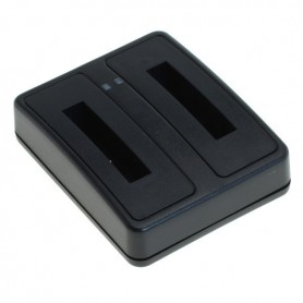 OTB - Dubbel USB Lader voor NP-50 KLIC-7004 D-Li68 D-Li122 - Fujifilm foto-video laders - ON6286 www.NedRo.nl