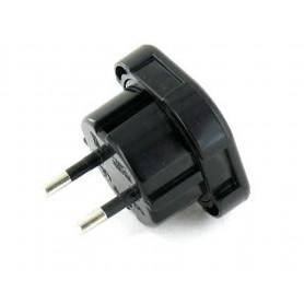 Unbranded - UK naar EU reis stekker adapter - Pluggen en Adapters - AC19-CB www.NedRo.nl