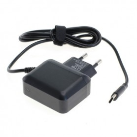 NedRo - Oplader USB Type C (USB-C) - 2.5A - zwart - Thuislader - ON3755 www.NedRo.nl