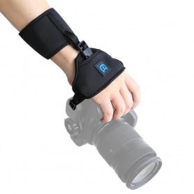 NedRo - Curea de mână cu șurub pentru Camere DSLR si Action Cam - Accesorii foto-video - AL327 www.NedRo.ro