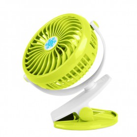 NedRo - V13 Adjustable Fan with Clip battery and charging cable - Computer gadgets - TB006-CB www.NedRo.us