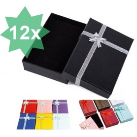 Oem - Gift jewelry luxury packaging boxes 9.5x6.5x2.8cm - Display and Packaging - TB008-CB