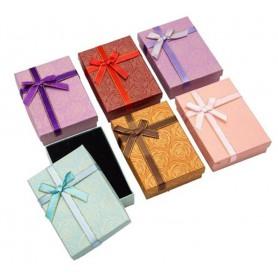 NedRo - Cutii de lux pentru bijuterii cadou 9.5x6.5x2.8cm - Afișaj și ambalare - TB008-CB www.NedRo.ro