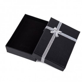 Oem - 12 pieces gift jewelry luxury packaging boxes 9.5x6.5x2.8cm - Display and Packaging - TB008-CB