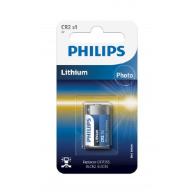Philips CR2 Lithium Photo 3V 900mAh