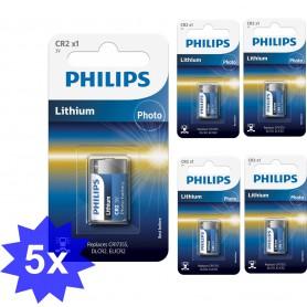 PHILIPS - Philips CR2 Lithium Photo 3V 900mAh - Alte formate - BS363-CB www.NedRo.ro