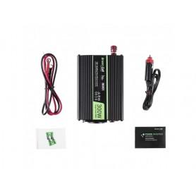 Green Cell, 600W DC 12V naar AC 230V met USB Stroom Inverter Converter, Zonnepanelen en Windturbines, GC001, EtronixCenter.com