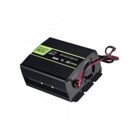 Green Cell - 300W DC 12V naar AC 230V met USB Stroom Inverter Converter - Zonnepanelen en Windturbines - GC005 www.NedRo.nl