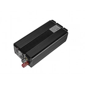 Green Cell, 2000W DC 12V naar AC 230V met USB Stroom Inverter Converter, Zonnepanelen en Windturbines, GC007, EtronixCenter.com