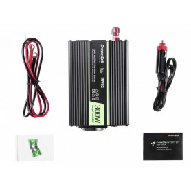 Green Cell - 600W DC 24V to AC 230V with USB Current Inverter Converter - Solar panels and wind turbines - GC002 www.NedRo.us