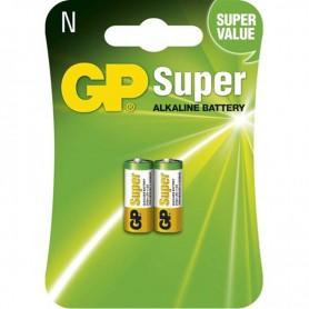 GP - GP Super LR1 / N / E90 / 910A baterie de 1.5V Alcaline (pachet Duo) - Alte formate - BS365-CB www.NedRo.ro