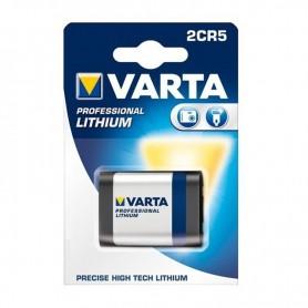 Varta - Varta 2CR5 6V 1600mAh Professional Photo Lithium - Andere formaten - BS367-CB www.NedRo.nl