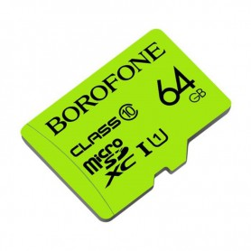 BOROFONE, BOROFONE TF high-speed geheugenkaart micro-SD SDXC Class 10, SD en USB Memory, H100774-CB, EtronixCenter.com