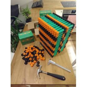 VRUZEND, Vruzend v2.1 set DIY pentru maxim 30 baterii 18650, Accesorii pentru baterii, NK434, EtronixCenter.com