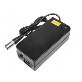 Green Cell - Green Cell 29.4V 4A (Cannon 3-Pin) incărcător baterii bicicletă eBike - Accesorii încărcătoare baterii - GC027 w...