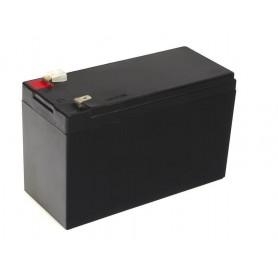 Green Cell - Green Cell Baterie 12V 7Ah (6.3mm) 7000mAh VRLA AGM - Baterii Plumb-acid - GC038 www.NedRo.ro
